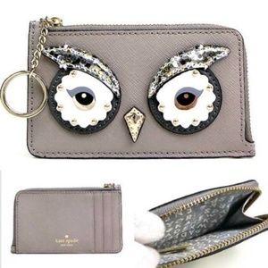NWT Kate Spade Star Bright Owl Poppy